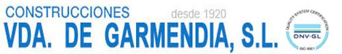 CONSTRUCCIONES VIUDA DE GARMENDIA